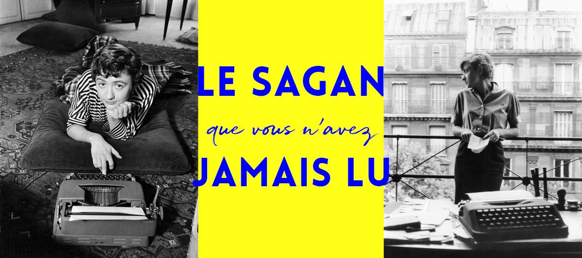 Le roman de Françoise Sagan retrouvé par son fils Denis Westhoff