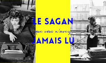 Arrêtez tout : un roman inédit de Françoise Sagan débarque en librairie