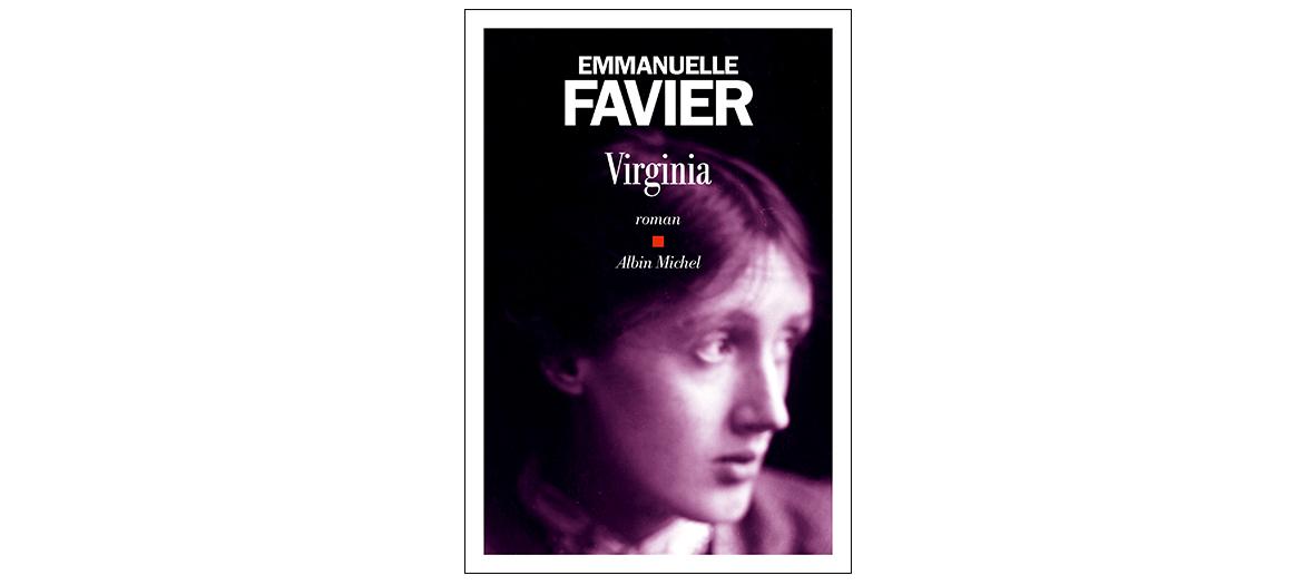 Rman Virginia d'Emmanuelle Favier, Albin Michel, 19,90 €