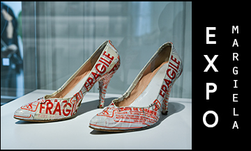 Margiela at Artcurial: the must-see exhibition!