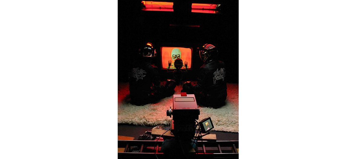 Daft Punk electro musique Expo