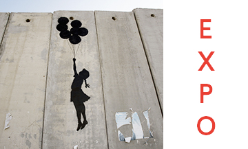Banksy: the street-artist at the heart of a fab exhibition