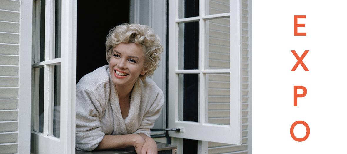 Exposition photo sur Marilyn Monroe dans le Marais