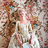 Kirsten Dunct dans le film Marie Antoinette de Sophia Coppola