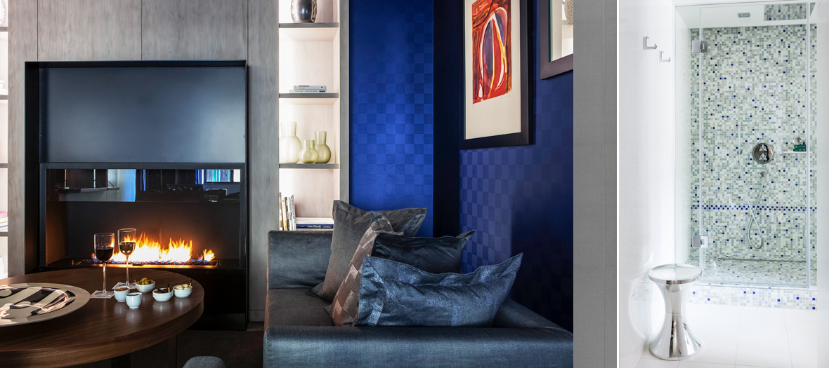 The 5-star room at the Sofitel Arc de Triomphe with a VIP PASS for the FIAC