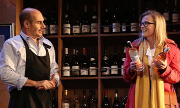Pièce de théâtre avec Isabelle Carré et Bernard Campan au Théâtre de la Renaissance