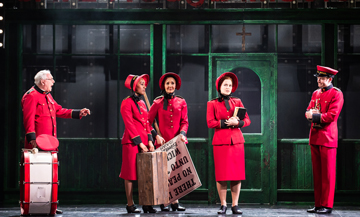 Guys and Dolls : le show culte de Broadway au Théâtre Marigny