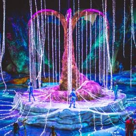 Nouveau spectacle du Cirque du Soleil à l'AccorHotels Arena