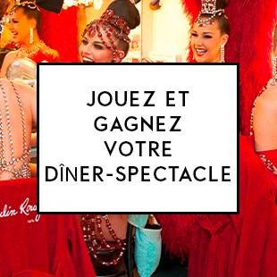 Carte cadeaux pour un dîner-spectacle Toulouse-Lautrec avec le Moulin Rouge et Do It In Paris
