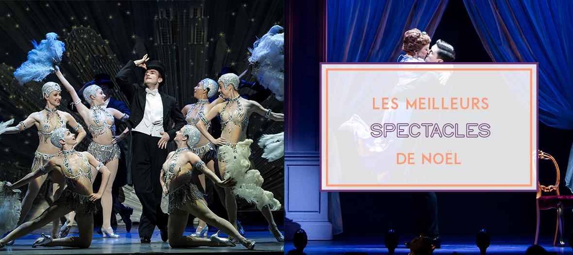 Comédies musicales, vaudevilles, pièces et one-man shows à Paris Noel 2019