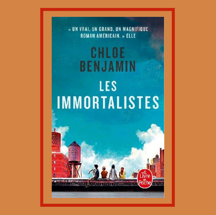 Les Immortalistes, Chloé Benjamin, The Pocket Book at 8,40 €