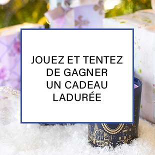 formulaire d'inscription au jeu concours thé&beauté de ladurée