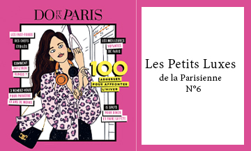 City mag numero 6 Les Petits Luxes Parisiennes le calendrier de l'Avent Do It In Paris