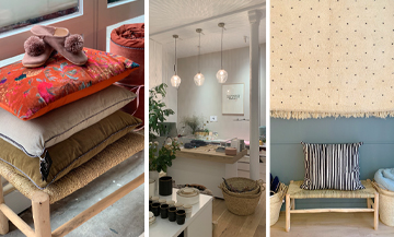 M Concept-Store: a mix of Berber carpets and Scandinavian decoration in Pigalle