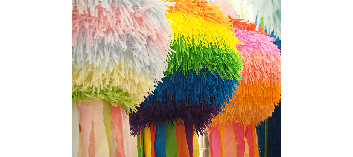 Elena Farah's Multicolored Pinatas Factory