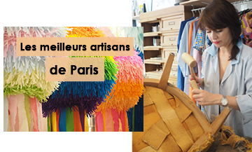 5 Parisian crafts persons who (really) stand out from the crowd