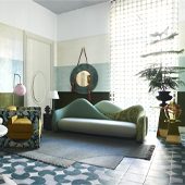 The Haute Decoration exhibition by Thierry Lemaire, Fabrizio Casiraghi, Humbert & Poyet and Laura Gonzalez at AD Interiors