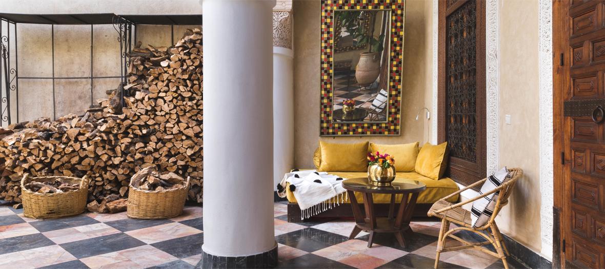 canapé, tableau, recensé par Maison Flâneur à Paris