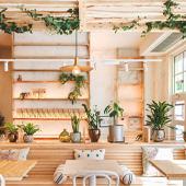 meubles design,  linge de maison et élément de décoration de Dionas Sotiriou à Paris