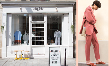 Frankie Shop, la plus New-Yorkaise des marques à Paris