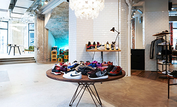 Boutique Sneakersnstuff Paris