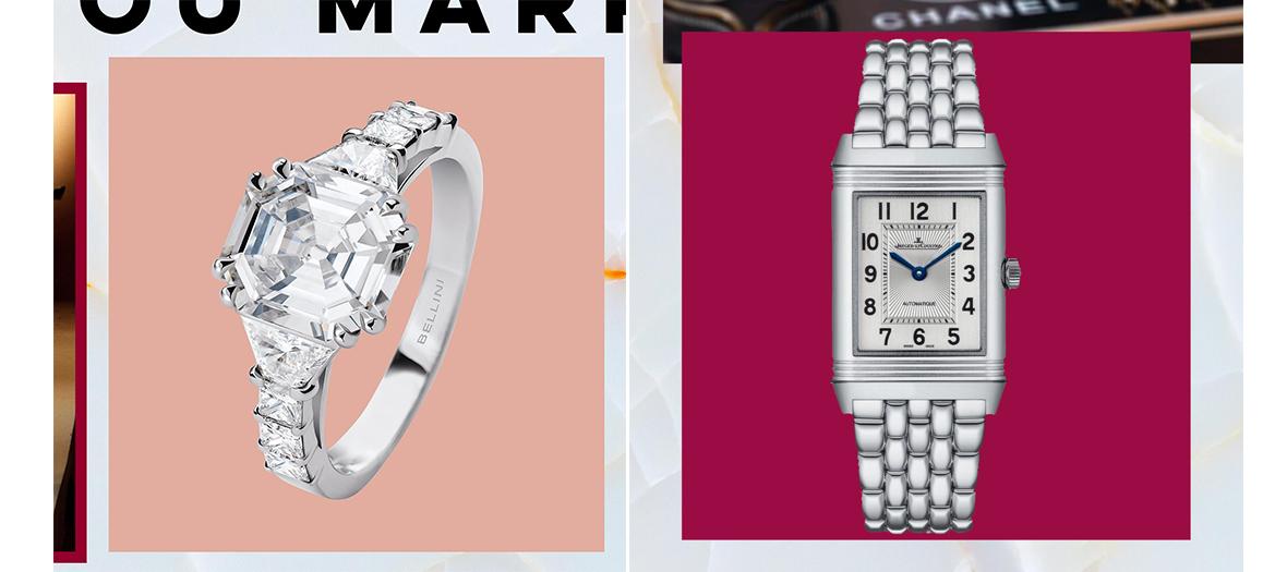 Location de bijoux, montres, bagues