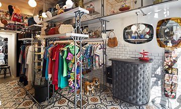 Super Vintage: the new buzzing micro-boutique in the 10th