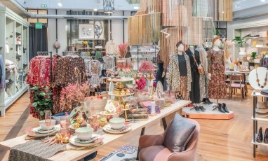 Le label Anthropologie ouvre (enfin) à Paris