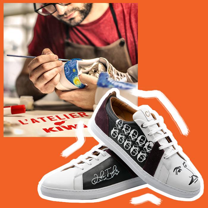Pop-up store en plein Marais dédié à la sneaker