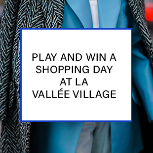 Contest to win a Vallée Village shopping day