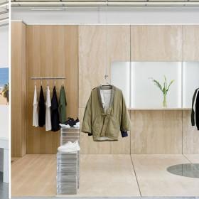 The Next Door concept store