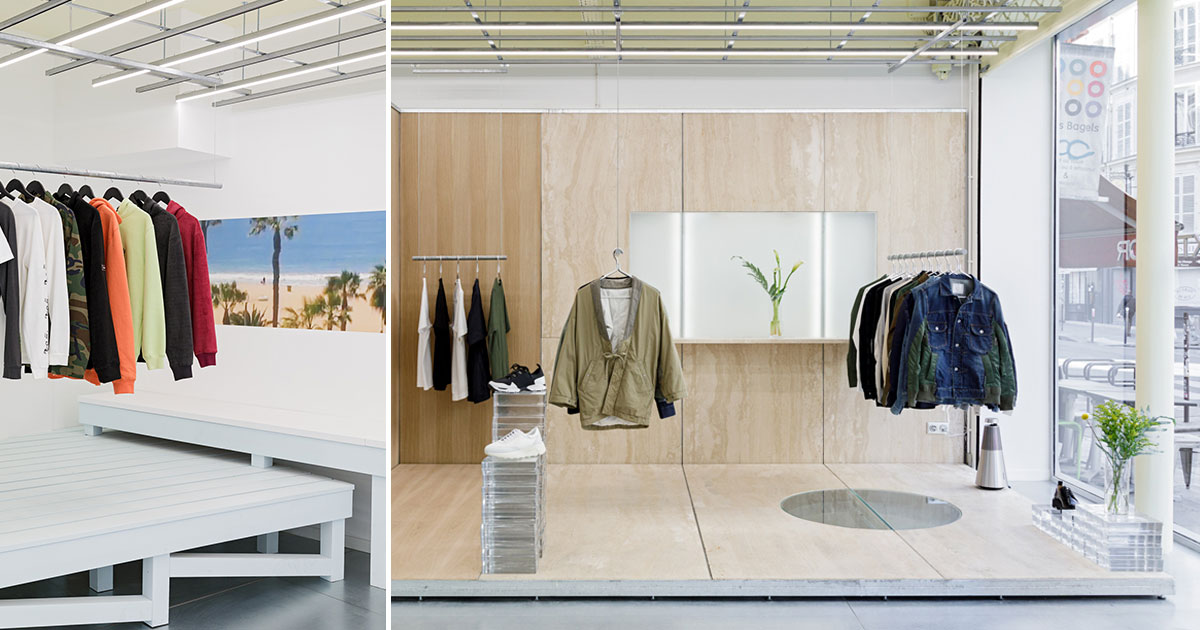 The Next Door: the masculine streetwear concept store of