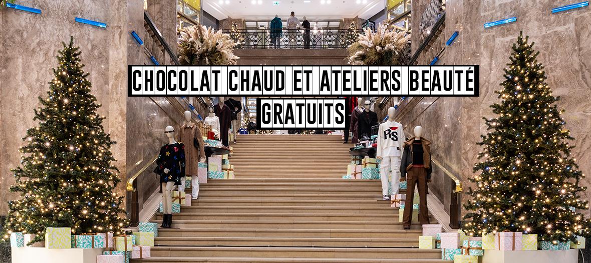 Que faire à Paris ce week end ? Chocolat chaud gratuit by