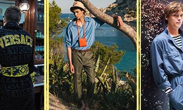 Mode homme : les nouvelles tendances (portables) du printemps