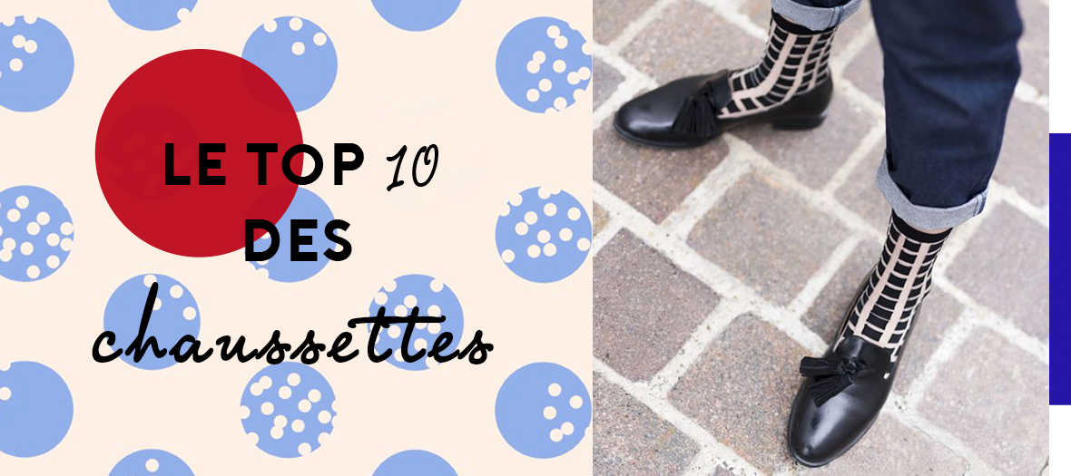 Top 10 Chaussettes