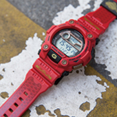G-SHOCK en collaboration avec Toshikazu Nozaka