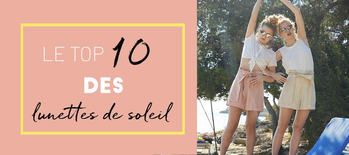Top 10 Lunettes De Soleil