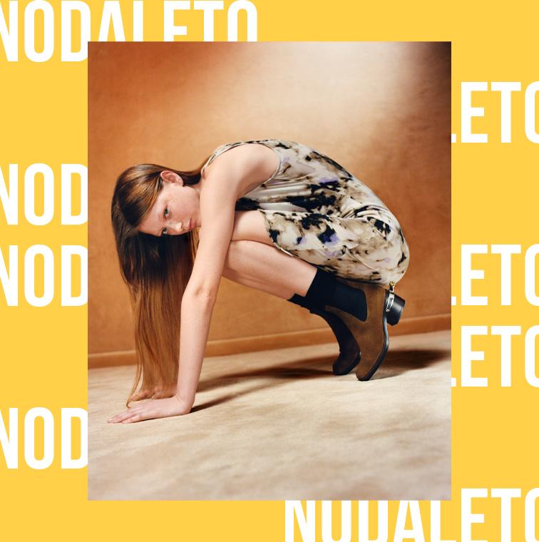 Les souliers anagramme Nodaleto de Julia Toledano