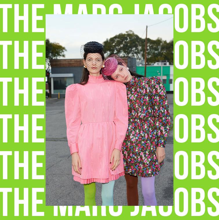 La nouvelle gamme The Marc Jacobs disponible en ligne et en exclusivité au Printemps Haussmann