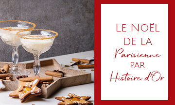 Histoire d'or event at the Appartement of the Parisienne for christmas 2019