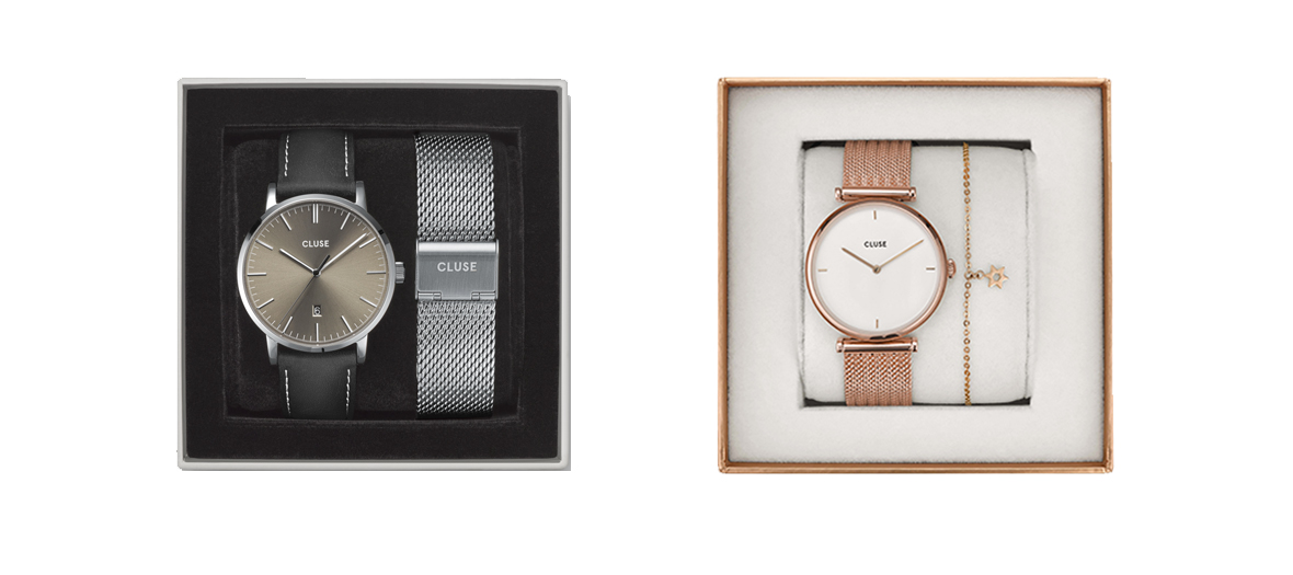 Triomphe Watch Box for Women and Aravis for Men