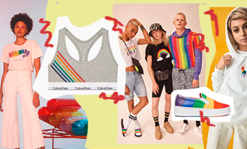 #Pride : les collections rainbow qui vendent du rêve