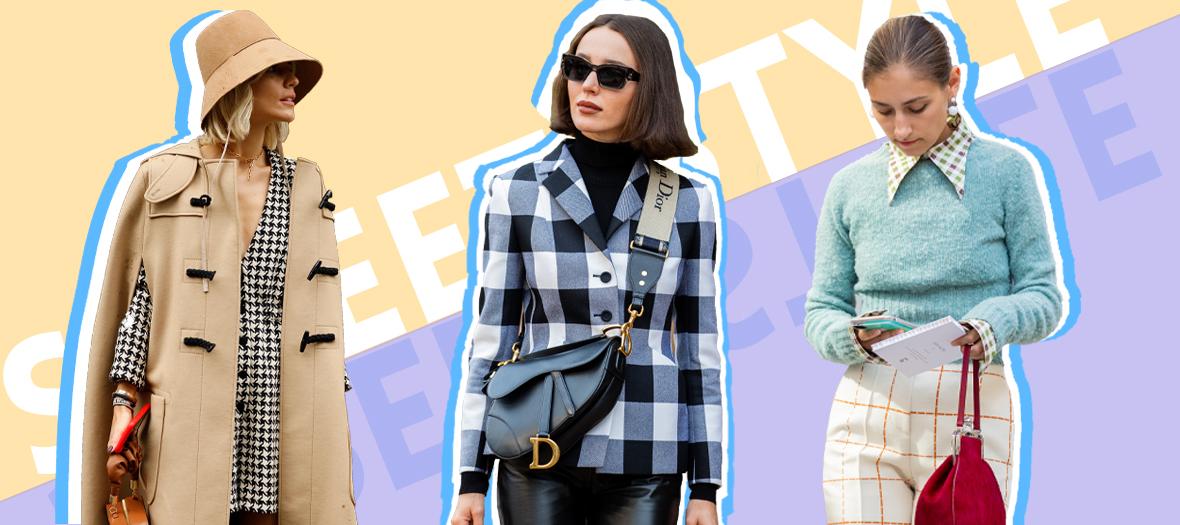 Les tenues de la fashion week de Jenny Walton, Mary Leest et Victoria Beckam