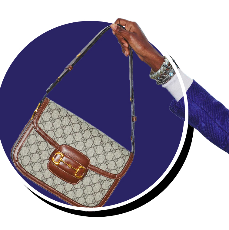 Le sac nouvelle version de l'It-Bag de Gucci