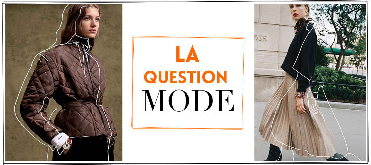 La Question Mode de l'hiver par Hedi Slimane