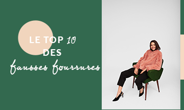 Top 10 Fausses Fourrures