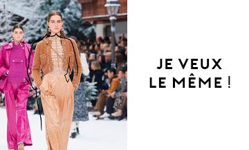 Comment posséder un pull digne de Chanel ?