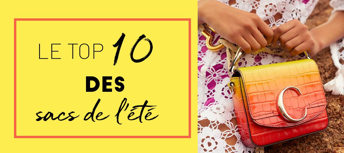 Top 10 Sacs Ete