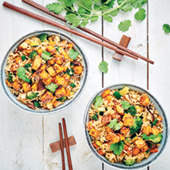 Riz Tofu