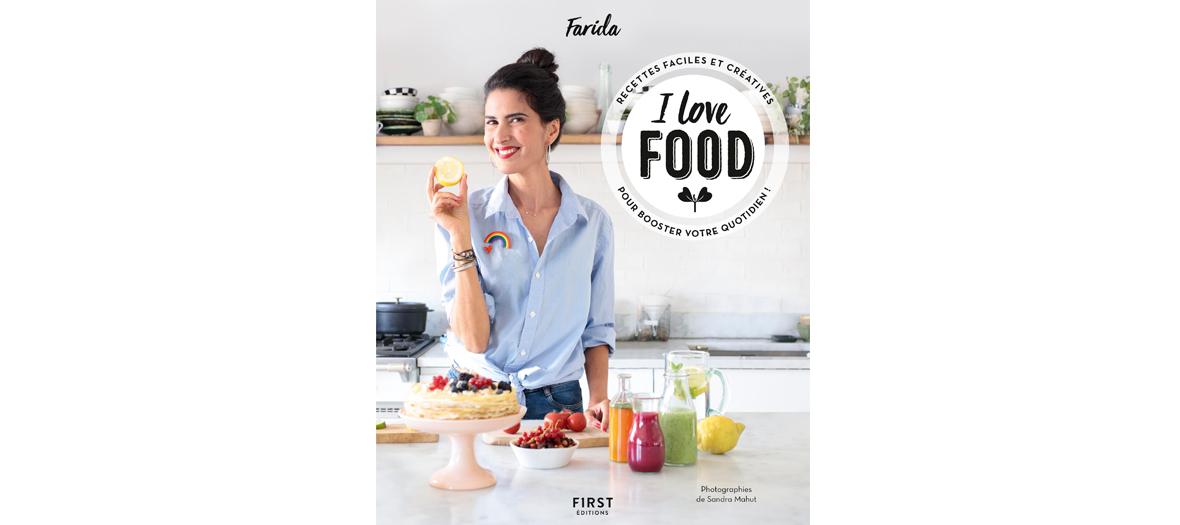 Livre de recettes de Farida éditions First